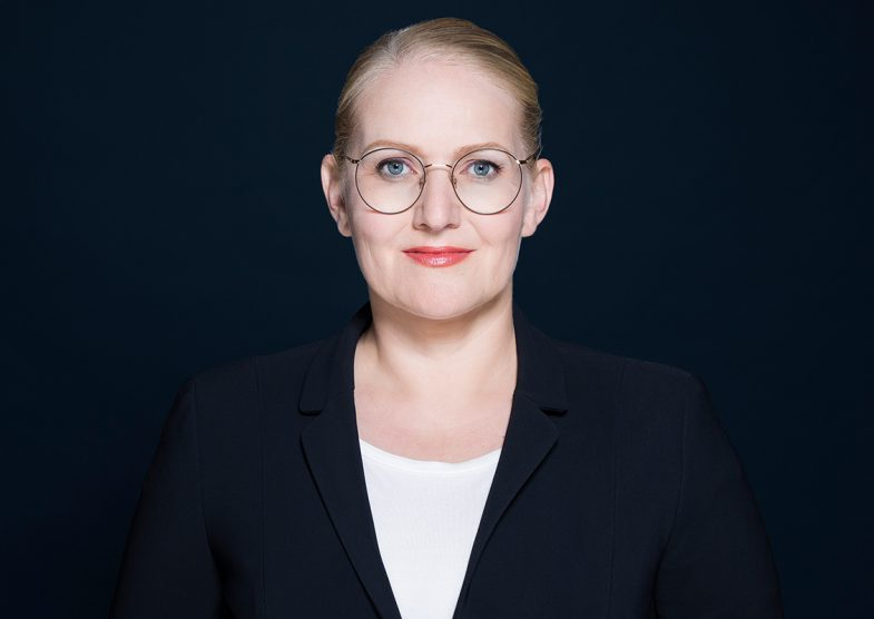 Kathrin Schuermann lawyer