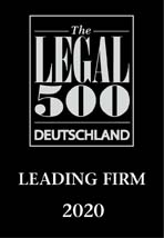 Legal 500: SRD Rechtsanwälte is one of Germany's leading law firms