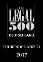 SWD Rechtsanwälte gehört zu Deutschlands führenden Kanzleien