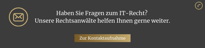 IT-Recht | Kontakt