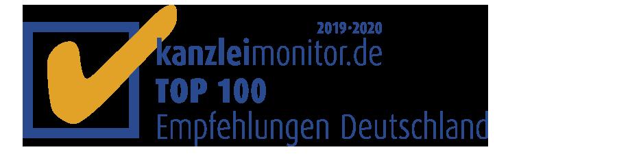 Schürmann Rosenthal Dreyer Rechtsanwälte gehört zur Top 10 Deutschlands im Bereich Datenschutz und IT-Recht