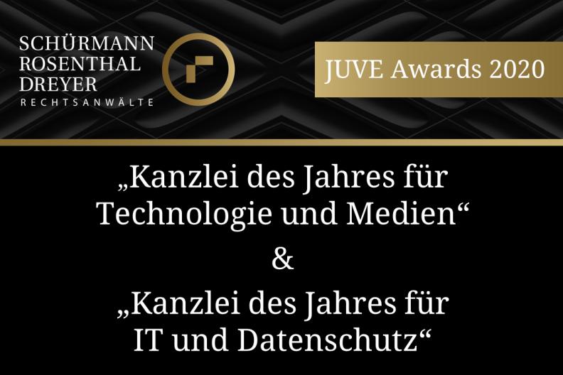 Kanzlei des Jahres für Technologie und Medien