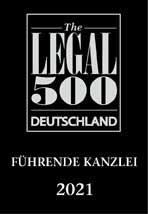 SRD Rechtsanwälte gehören erneut zu den führenden Kanzleien Deutschlands im Datenschutz