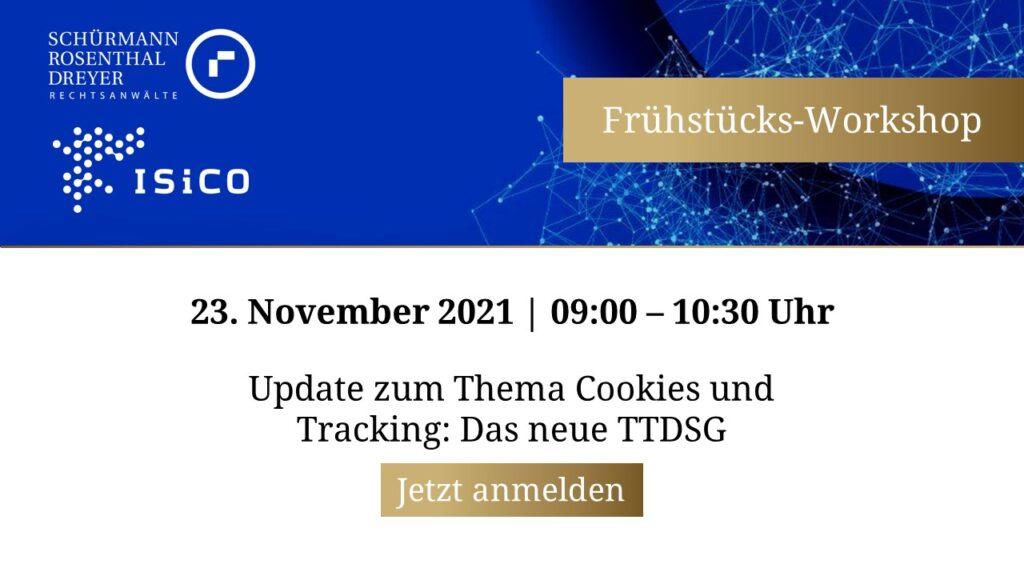 Banner FWS TTDSG